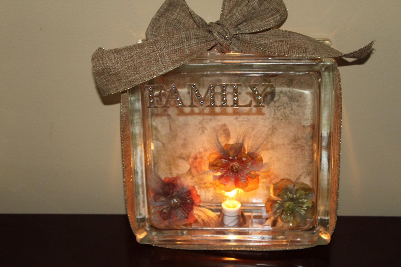 Decorative Glass Block