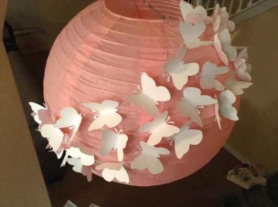 14 flamant rose lampion lanterne de papillon papillon. Black Bedroom Furniture Sets. Home Design Ideas