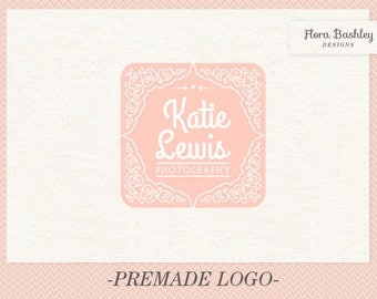 Custom Logo Design Premade Logo and Watermark - FB029