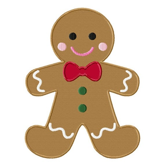 Gallery For gt Cute Gingerbread Man