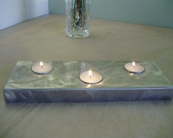 Tea Light and Small Votive Candle Holders.