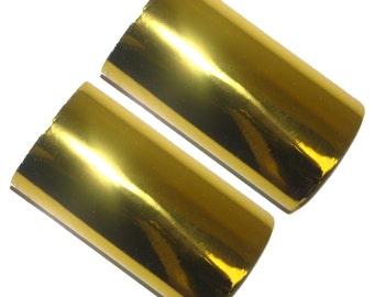400 Ft Hot Foil Stamp 2 x 200 Ft Rolls Gold KINGSLEY HOWARD/BW88-200E-S2/