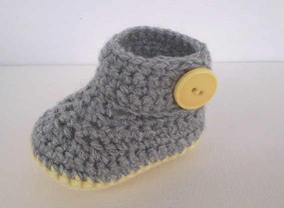 SALE 35% OFF crochet pattern Baby booties crochet pattern