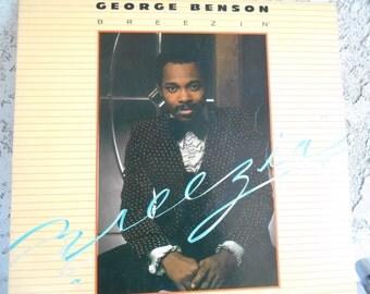 George Benson-Breezin Vinyl Record