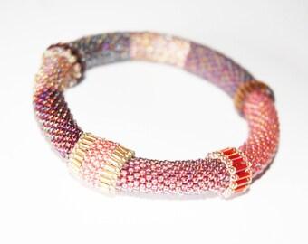 Pastel Rose Magic bracelet