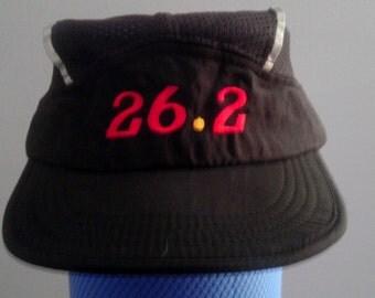 Vintage look of the 70s runner cap.