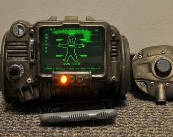 Fallout style Pip-Boy 3000 Replica Resin Kit (PipBoy NOT from 3D print)