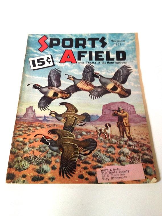 Vintage Hunting Magazines 121