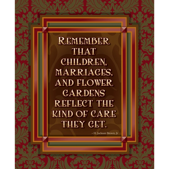 Arts And Crafts Mission Style Unframed Print Children