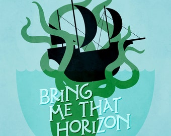 Pirates of the Caribbean Print