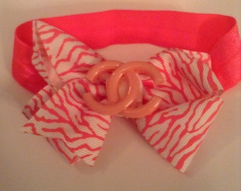 Beautiful Design Inspired Bow