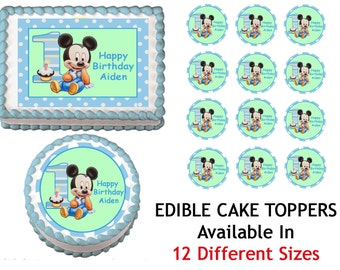 Edible Image Cake Kl : Popular items for edible on Etsy