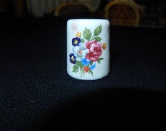German Porcelain Object