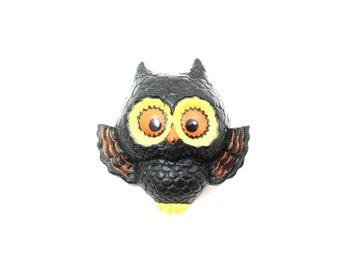 SALE - Vintage Hallmark Owl Brooch