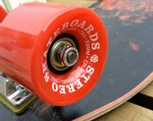Recycled Skateboard Cruiser