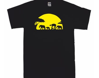 Star Wars Safari Tshirt - Cool Mens Cult