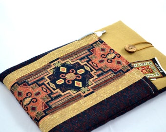 kindle cover, Nook Case, Kindle Case, Kindle Sleeve, Nook Sleeve, Nook Simple Touch, Case, Cover, Sleeve  Ereader Sleeve - Kilim