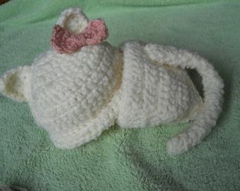 Baby Kitty Photo Prop