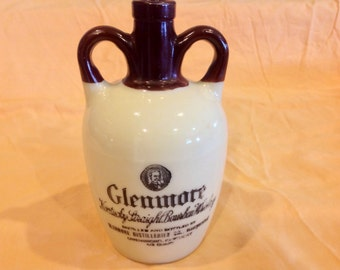 Glenmore Kentucky Straight Bourbon Whiskey 4/5 Quart Bottle Jug