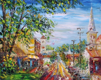 Main Street, Jonesborough, TN-Pen King - 6435
