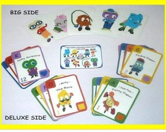 The P.S.R. Kids Print and Play Card Game