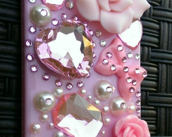 Pretty in pink cellphone case