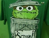 612967446 further Characters besides Following likewise Fun Vintage Sesame Street Grocery Store also Sesame Street Mask Halloween Birthday. on oscar grouch cuff