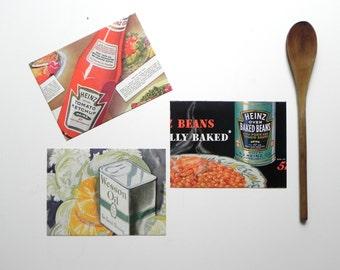 Notecard Set- Vintage Kitchen