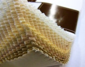 "Kona Solids ""Sandcastle"" Ten Square (Layer Cake), 10-inch Pieces."
