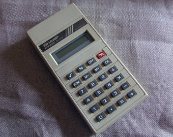 Calculator SHARP Elsi mate EL-219