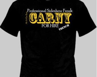 Trench Clothing Original Carny Tee Shirt