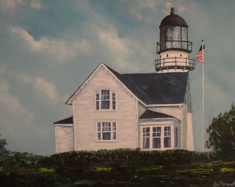 Cape Elizabeth Lighthouse Limited Edition