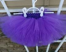 Purple Tutu,Newborn Tutu,Newborn Purple Tutu,Purple Color Run Tutu,Girls Tutu,Girls Purple Tutu,Purple Birthday Tutu,Purple Photo Shoot Tutu