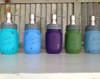 Mason Jar Soap Pump, Soap Pump, Bathroom Soap Pump