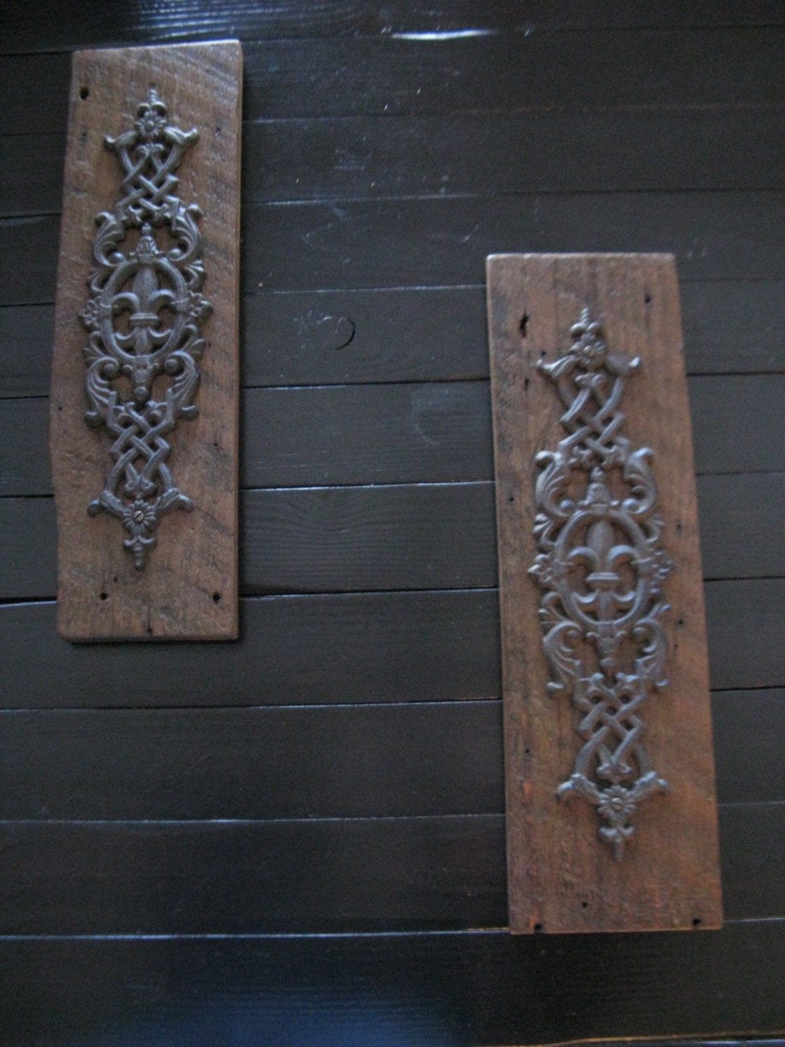 Old World Tuscan Wall Hangings Reclaimed Wood