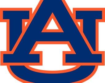 Auburn Tigers Decals