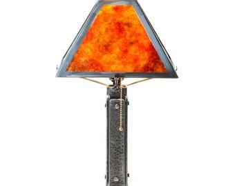Pair of Craftsman Lamps - Save