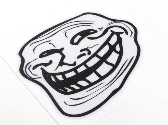 Troll Gesicht