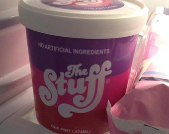 The Stuff Movie Replica Prop Tub RARE