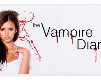 Elena Gilbert, Nina Dobrev - The Vampire Diaries Ceramic 11oz Mug