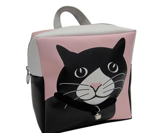 Little Packrats CHLOE the CAT Backpack
