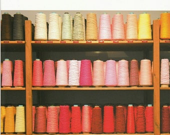 Saori weaving book - Kyomo Jiyuni Oru - edited by Tatsuya Jo (Japanese only)