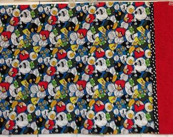 Angry Birds Pillowcase - Standard