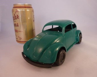 Vintage VW Volkswagen plastic toy from Brazil