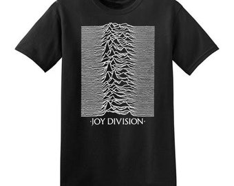 joy division shirt etsy. Black Bedroom Furniture Sets. Home Design Ideas