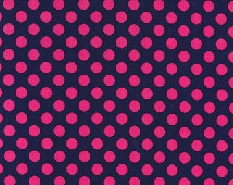 UK Shop: Mod Girls Ta Dot Michael Miller Cotton Fabric