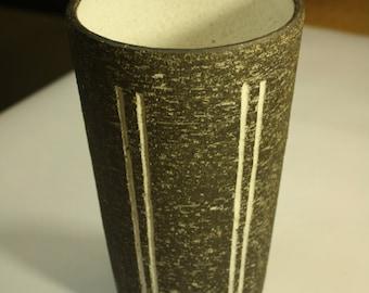 seventies, Vase, jaren 70, abstract, modern, minimalist, arts and crafts, westraven, utrecht, dutch design