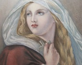 Book - A LOVE DEVOUT — The True Untold Story of Mary Magdalene by Paula Lawlor