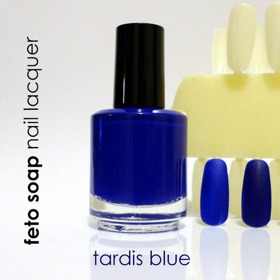doctor who nail polish