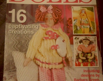 Gorgeous DOLLS No. 2,  Australian Magazine- 2013,  tutorials, projects, doll making, quilting, sewing, bear making, toys, techniques